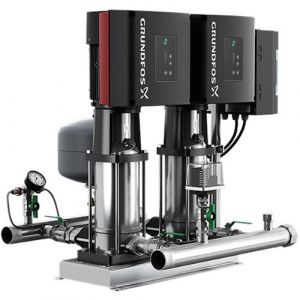 Grundfos Hydro Multi-E 2 CRIE5-4 (240v) Booster Set