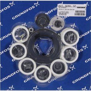 SP1A & SP2A Splined Shaft Wear Parts Kit 22-26 Stage Spline Shaft Pump