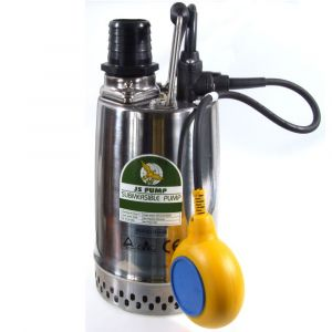 """JS RS-250 1 1/2"""" Top Outlet Submersible Pump With Float 110v"""