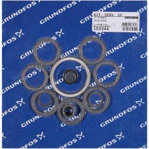 SP(N) 3A & SP(N) 5A Round Shaft Wear Parts Kit 10 Stage Round Shaft Pump