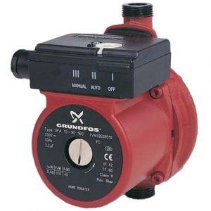 Grundfos UPA15-90N Domestic Hot Water Circulator Pump 240V