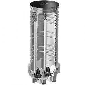 Grundfos Prefabricated Pumping Station (96235322)