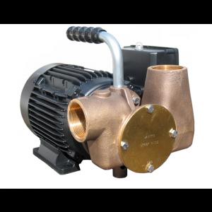 Lowara Utility 80 (400/3/50) Self Priming Versatile Pump 415v