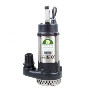 """JS 400 MAN - 2"""" Submersible Water Drainage Pump Without Float Switch 110v"""