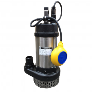 "JS 750 AUTO - 2"" Submersible Water Drainage Pump With Float Switch 240v"