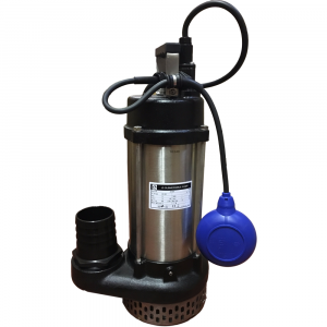 "JS 1500 AUTO - 3"" Submersible Water Drainage Pump With Float Switch 240v"