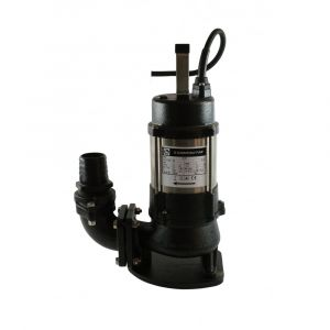 """JST-8 SV - 3"""" Submersible Sewage & Waste Water Pump Without Float Switch 415v"""