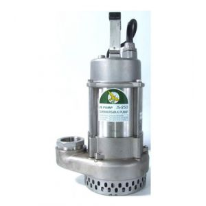 "JS-250SS MAN - 1 1/2"" All 316 Stainless Steel Submersible Drainage Pump 110v"