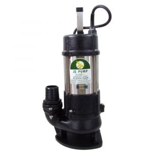 "JS 650 SV MAN - 2"" Submersible Sewage & Waste Water Pump Without Float Switch 240v"