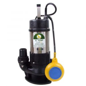 "JS 650 SV AUTO - 2"" Submersible Sewage & Waste Water Pump With Float Switch 240v"