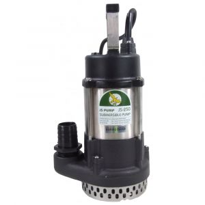 """JS 250 MAN - 1 1/2"""" Submersible Water Drainage Pump Without Float Switch 110v"""