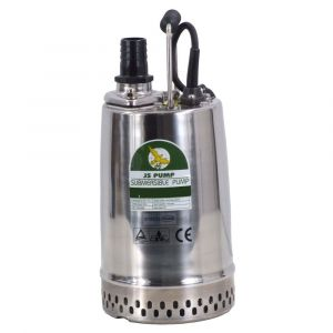 """JS RS-150 1 1/4"""" Top Outlet Submersible Pump Without Float 240v"""