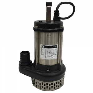 """JST-8 2"""" Submersible Drainage Pump Without Float Switch 415v"""