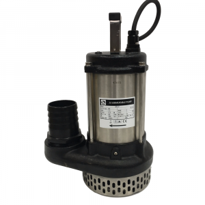 """JST-8 3"""" Submersible Drainage Pump Without Float Switch 415v"""