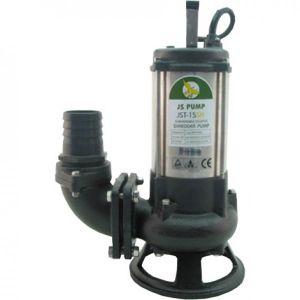 """JST-15 SK - 3"""" Submersible Sewage Pump With Cutter Impeller 415v"""