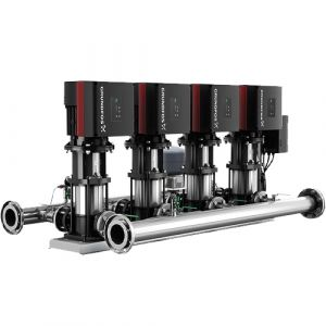 Grundfos Hydro Multi-E 4 CRIE10-3 (3 x 400v) Booster Set