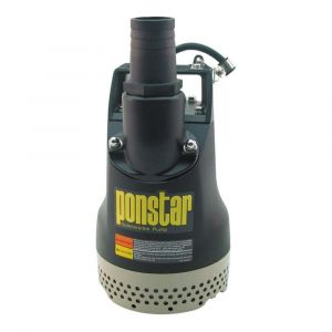 Koshin Ponstar PX Heavy Duty Submersible Drainage Pump Without Float 110v