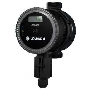 Lowara Ecocirc Premium 15-4 (130) Energy Efficient Domestic Circulator Pump 240V