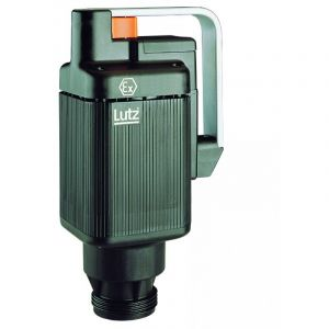 Lutz Drum Pump Motor ME II 7 ATEX Motor 230v - 750-795W