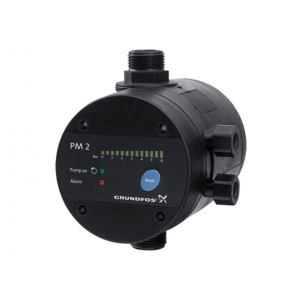 """Grundfos PM2 AD Pressure Manager for JP5 and JP6 Booster, CM Pumps and SQ 3"""" Submersible Borehole Pumps"""