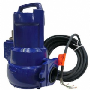 AMA Porter S 545 ND Cutter Pump with Portable Installation Kit Fitted