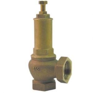 Brass Pressure Relief Valve / Bypass Valve