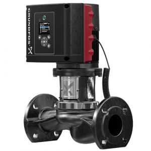 TPE3 40-80-S A F A BQQE 0.25kW Single Stage Single Head Variable Speed In Line With DP+T Sensor 415v