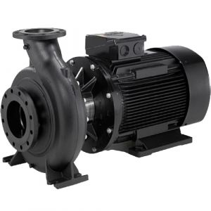 NB 100-250/242 A F A E BQQE Single Stage End Suction 2900RPM 90kW Pump 415V