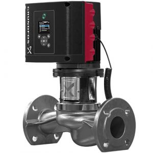 TPE3 50-240 S Single Stage Single Head Stainless Steel Variable Speed In Line With DP+T Sensor 2.2kW 415V
