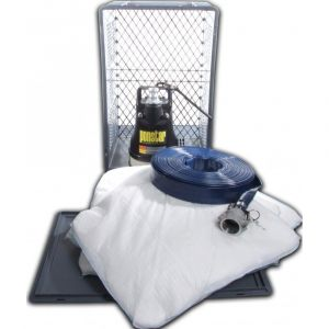 Emergency Flood Kit 4 - PXL Ponstar Residue Pump 120 l/min 240v