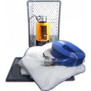 Emergency Flood Kit 5 - Ponstar PB Pump 290 l/min 240v
