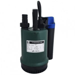 """JS RS-100 1"""" Top Outlet Submersible Pump with Tube Float 240v"""