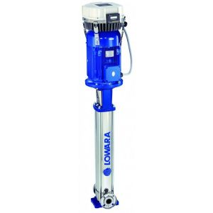 Lowara e-SVH 10SVH01F007T/2 Hydrovar Variable Speed Vertical Multistage Pump 240v