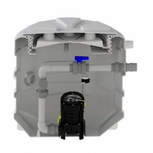 Saniflo Sanifos 610 1 VX SP S Underground Automatic Lifting Station 240v