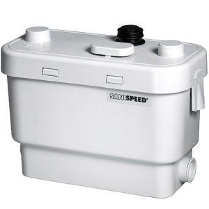 Sanispeed Light Commercial Sanitary Pump