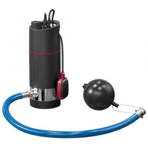 Grundfos SB 3-45AW Submersible Pump 240v with Floating Suction Strainer and Float Switch