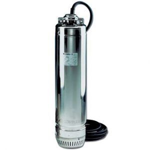 Lowara SC407C L27 (Scuba) Submersible Borehole Pump without Floatswitch 240V (Replaced with 5SC4/07C)