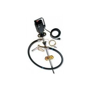Lutz Drum Pump Set for Solvents ME ll 3 240v Motor 1000mm Immersion Depth