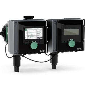 Wilo Stratos MAXO-D 32/0,5-6 180 PN16 Twin Head Circulating Pump 240V
