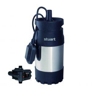 Stuart Turmer Diver 35/45 Drainage Pump