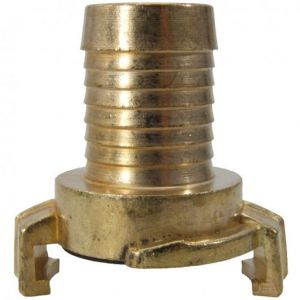 Brass Swift Quick Release Hose Barb