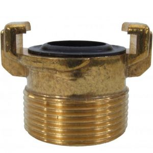Brass Swift Quick Release Coupling - Male