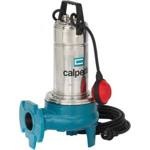 Calpeda GQV 50-15 CG Submersible Vortex Pump With Float 415v
