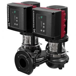 TPE2 D 50-180-N A F A BQQE 1.1kW Single Stage Twin Head Variable Speed In Line 240v