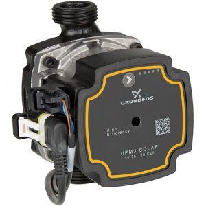 Grundfos UPM3 15-75 130mm Solar Pump 240v