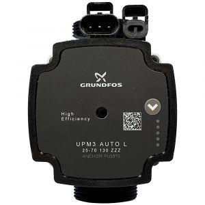 Grundfos UPM3 Auto L 25-70 130mm Underfloor Heating Pump 240v