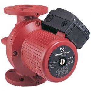 Grundfos UPS 32-30/4 Single Head Multi-Speed Circulator 415V