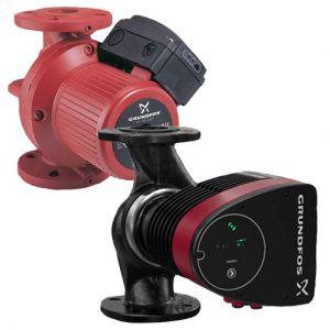 Grundfos UPS pump replaced with EuP ready A+ MAGNA1 pump