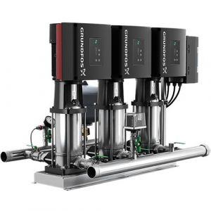 Grundfos Hydro Multi-E 3 CRIE5-4 (3 x 400/230v) Booster Set