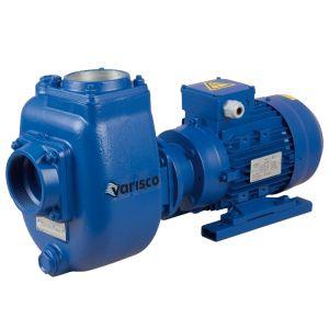 """Varisco JE 4-100 G10 MT20 - 4"""" Self Priming Pump 4kW 415v"""